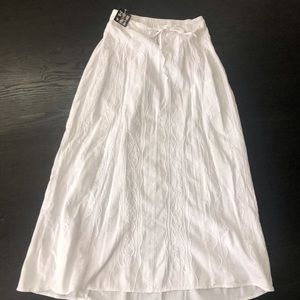 NWT cotton skirt